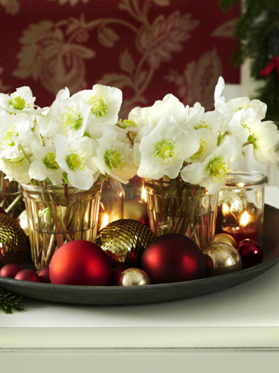 45 DIY Christmas Table Setting& Centerpieces Ideas | family .