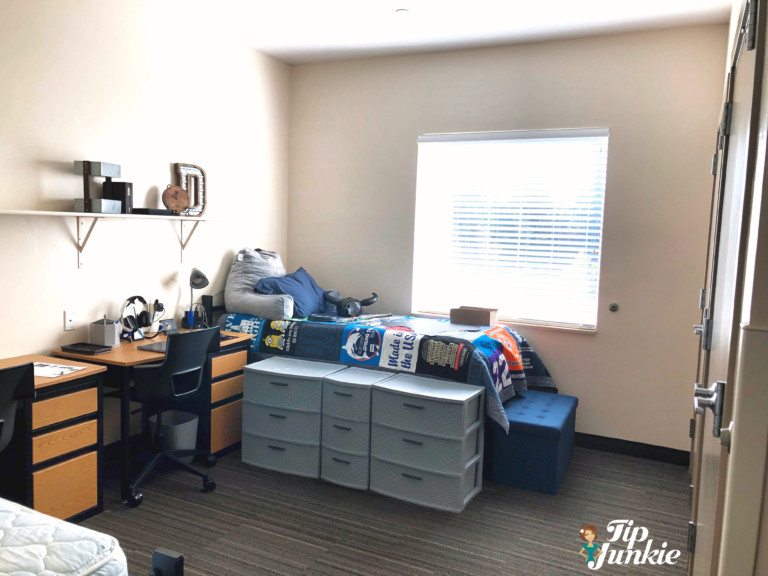 Texas College Dorm Room Ideas for Guys {for my Dylan!} – Tip Junk