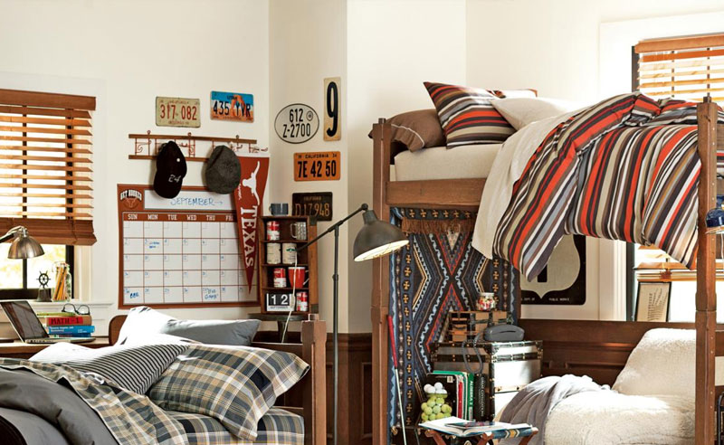 20 Items Every Guy Needs For His Dorm - Society