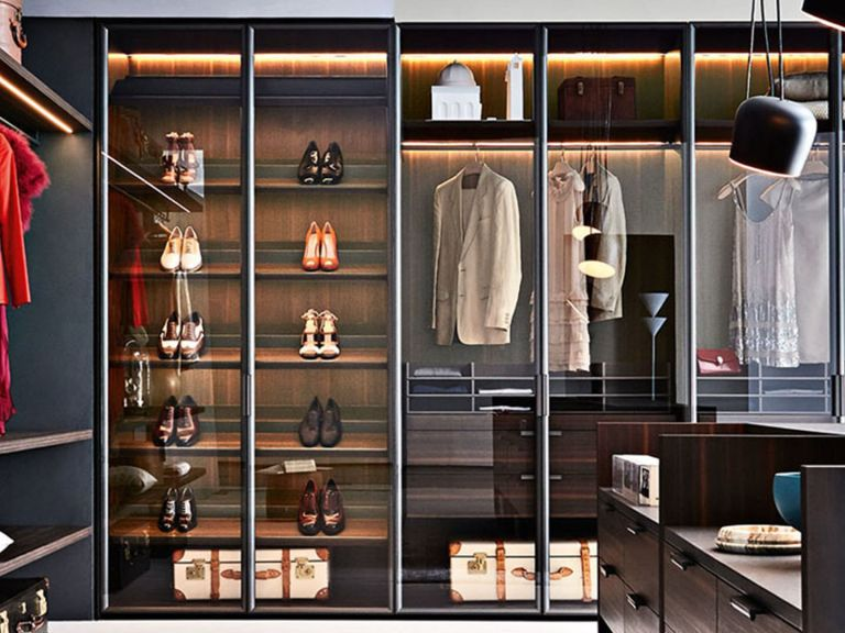 Dressing room ideas: 18 ways to create a walk-in wardrobe | Real Hom