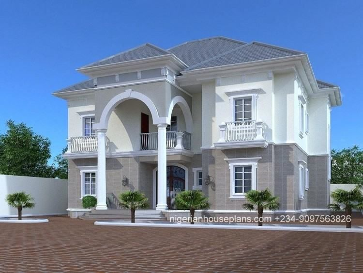 Mini Duplex House Design In Nigeria | Duplex house design .