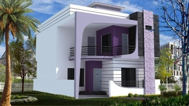 duplex house plans 200 sq yards | Duplex house design, Duplex .