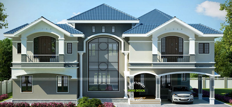 Stunning Duplex House Plans - Pinoy House Pla