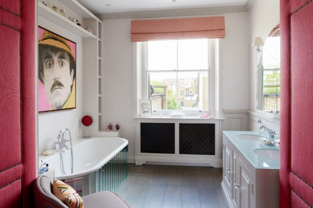 15 Magnificent Eclectic Bathroom Designs That Are Full Of Ide