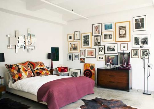 25 Cool Eclectic Bedroom Design Ide