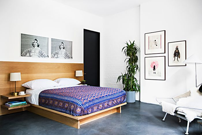 10 Eclectic Bedrooms That Will Stop You in Your Trac