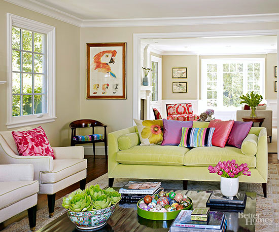 Eclectic Decor: How to Get It Right | Better Homes & Garde