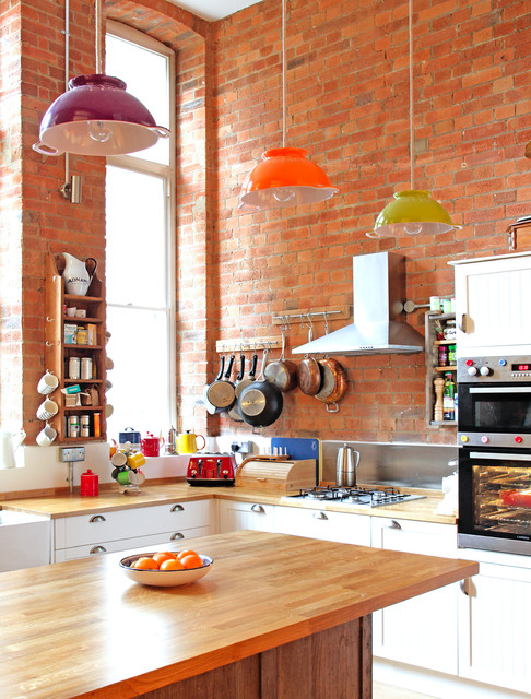 15 Sleek Eclectic Kitchen Designs Ideas for Your New Ho