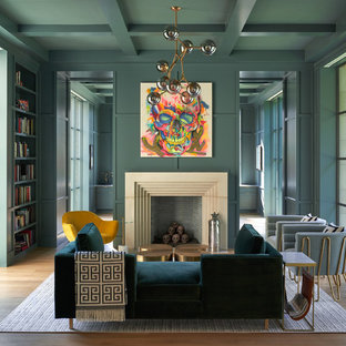 75 Beautiful Eclectic Living Room Pictures & Ideas | Hou