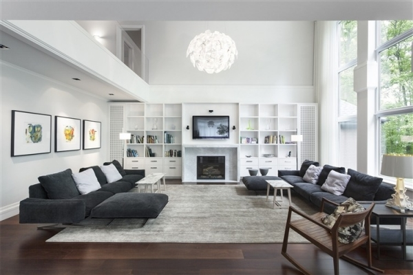 Elegant Grey and White Interior – Adorable Ho