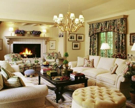 Elegant English Cottage Interior Design Ideas Ideas | Cottage .