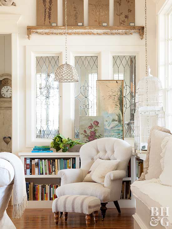 English Cottage Style for Your Inner Austen | Better Homes & Garde