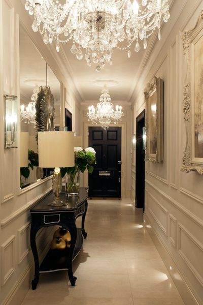 Entry and Hall Design Ideas & Pictures on 1stdibs | Hall design .