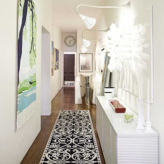 Small Hall Entrance | Modern Home Design and Dec