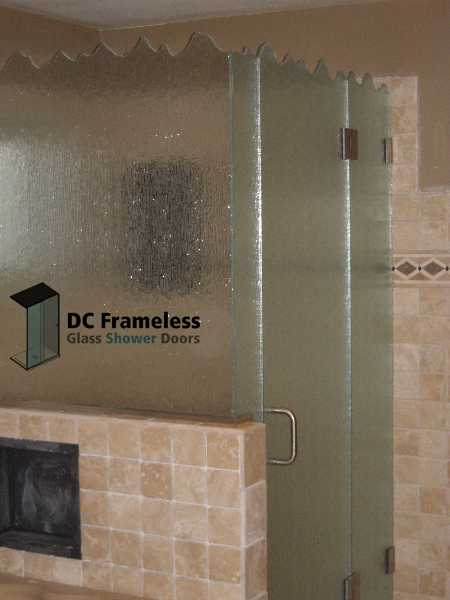 Rain Shower Glass — DC Frameless Glass Shower Doors | (202) 868 .