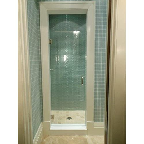 Frameless Glass Shower Door: Amazon.c