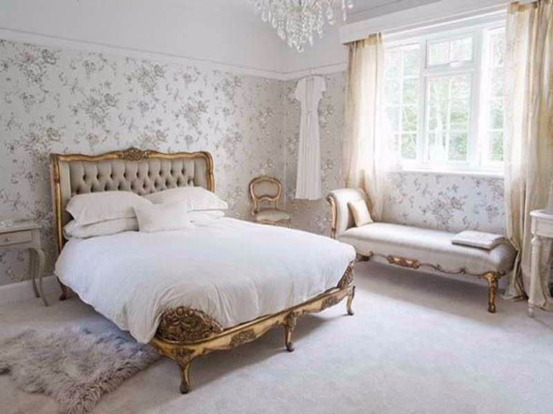 10 French Style Master Bedrooms. french-style-bedroom-inspiration .