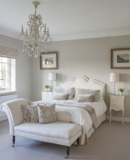 63 Beautiful French Bedroom Design Ideas (With images) | Country .