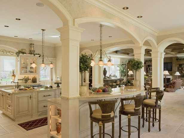 Luxury French Kitchen Design | Luxury kitchen design, Country .