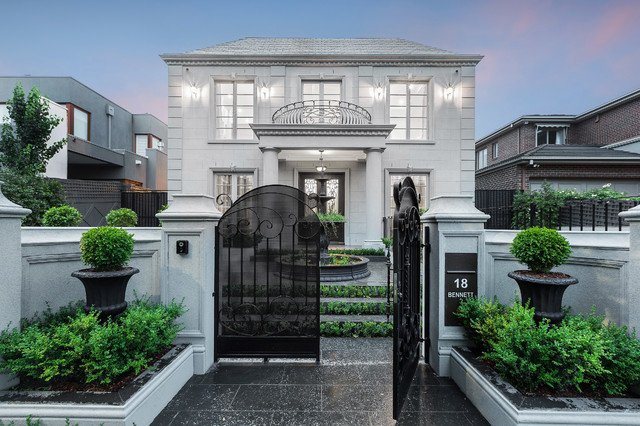 Deepdene Masterpiece - French Provincial Mansion - Traditional .