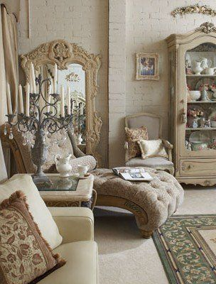 33 Beige Living Room Ideas   Beige living rooms, French decorating .
