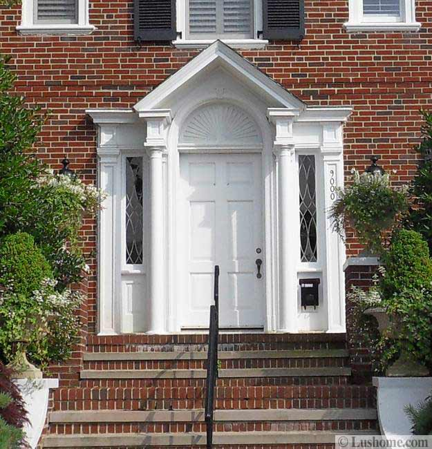 15 Spectacular Front Door Design Ideas and Tips for Selecting .