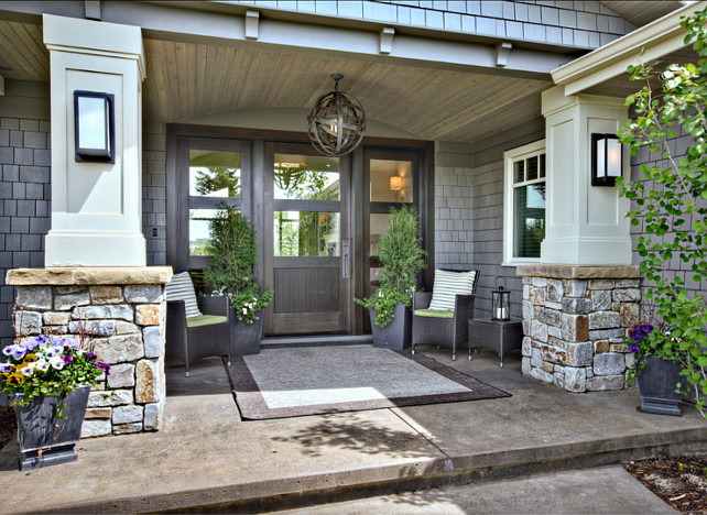 Create a Welcoming Entrance with a New Front Door - Home Bunch .