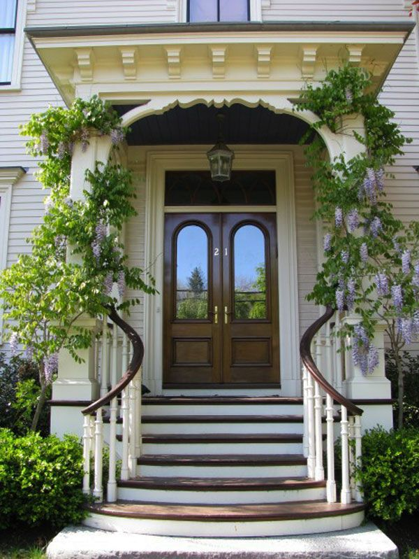 30 Inspiring Front Door Designs Hinting Towards a Happy Home .