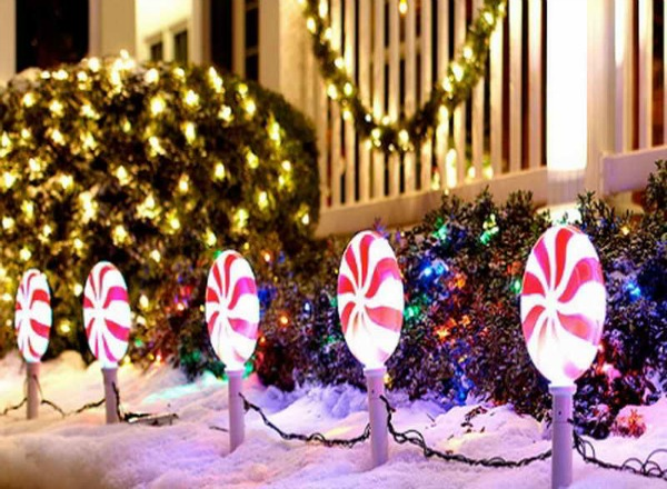 Top Outdoor Christmas Decorations Ideas - Christmas Celebration .