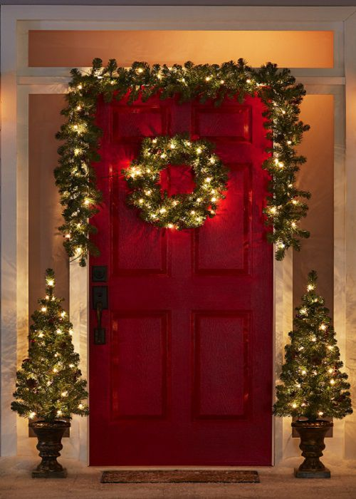 3 Sweet Holiday Decorating Ideas for Your Front Yard - Sea