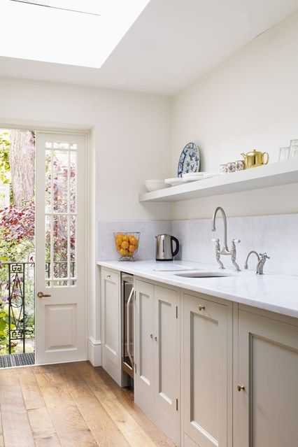 Kitchen ideas | Small galley kitchens, Kitchen design, Galley kitche