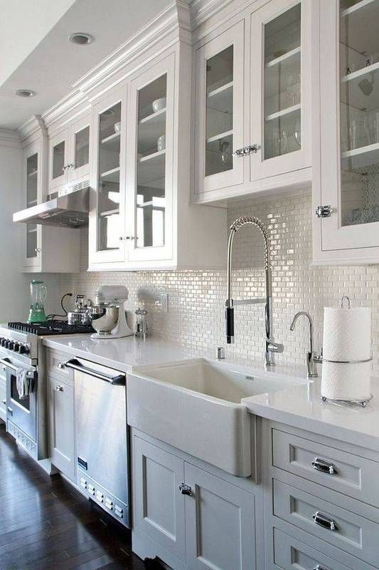 6 Small Galley Kitchen Ideas That Are Straight Up Great | Kitchen .