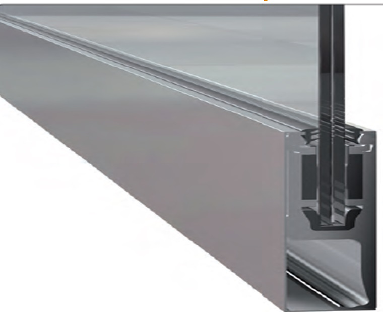 Stainless Glass Balustrade Yka-uco3 - Buy Stainless Steel Railing .
