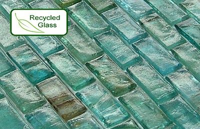 Recycled Glass Tile Backsplash Ideas | Recycled Glass Mosaic Tile .