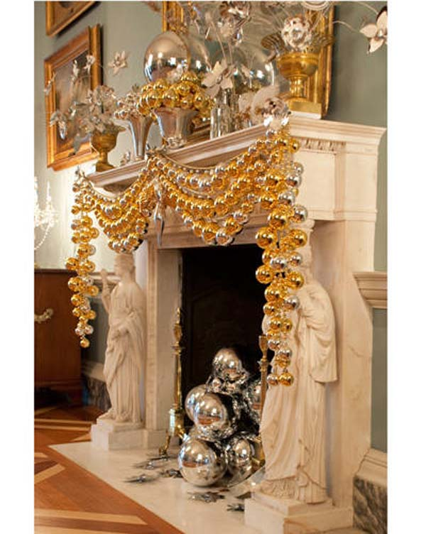 Gold Christmas Decoration Ideas - Christmas Celebration - All .