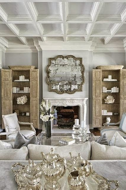 MIRROR MIRROR | French country decorating living room, French .