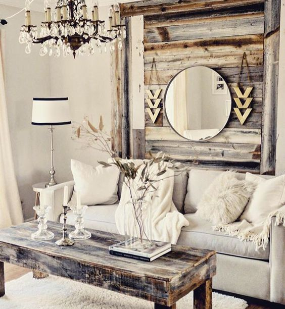 20 Gorgeous Rustic Living Room Ideas That Will Melt Your Heart .
