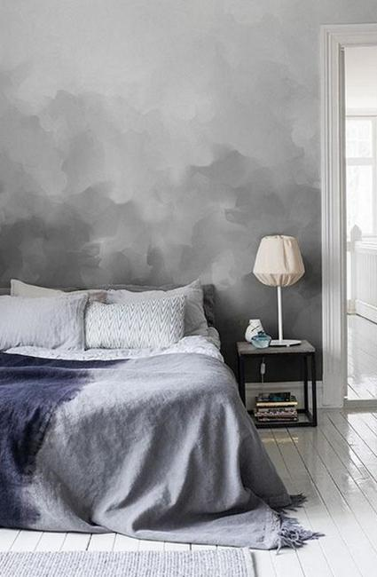 Gray Color Combinations and Accent Hues for Modern Bedroom Desig