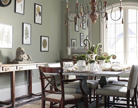 These Are Our Favorite Green Paint Colors Of All Time | Dining .