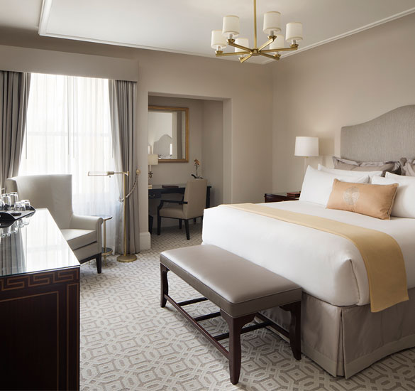 Hotels Pacific Heights San Francisco | Guest Rooms | Hotel Dris