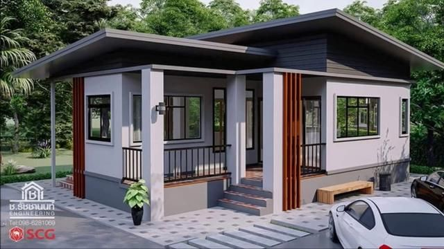 5 Small Bungalow House Design Ideas With Estimated Costs Starting .