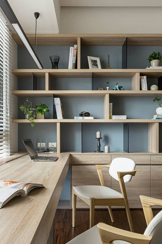 50+ Home Office Space Design Ideas | Home office furniture, Home .