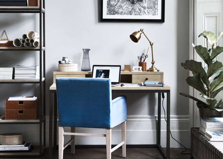 Home office design: how to design your own space to work from home .