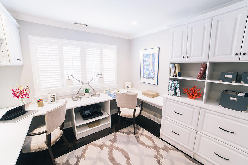 Best Custom Home Office Designers & Built In Storage Cabinets in .