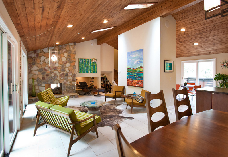 How to add a mid-century modern style to   your home