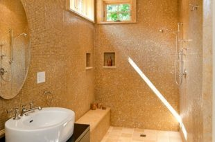 Doorless Shower Designs Teach You How To Go With The Fl