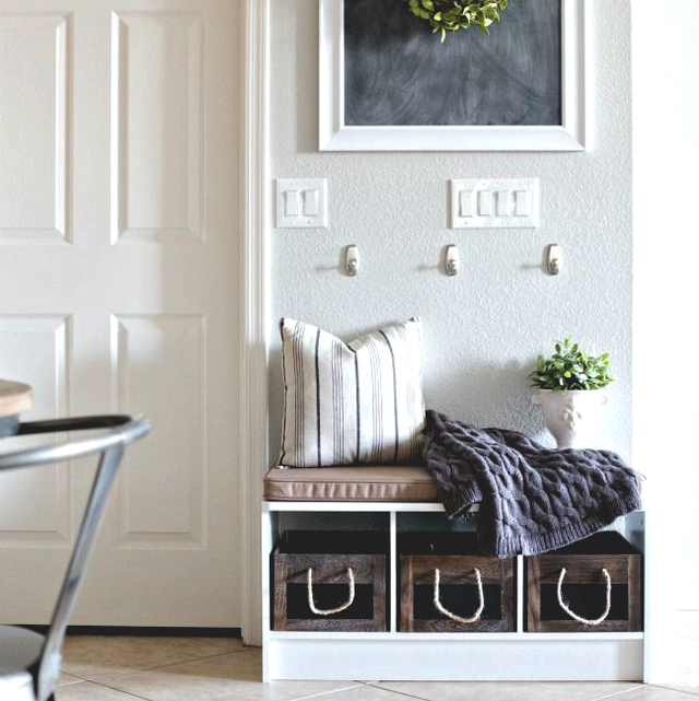 20 Brilliant Mudroom Ideas - Best Mudroom Storage Ide