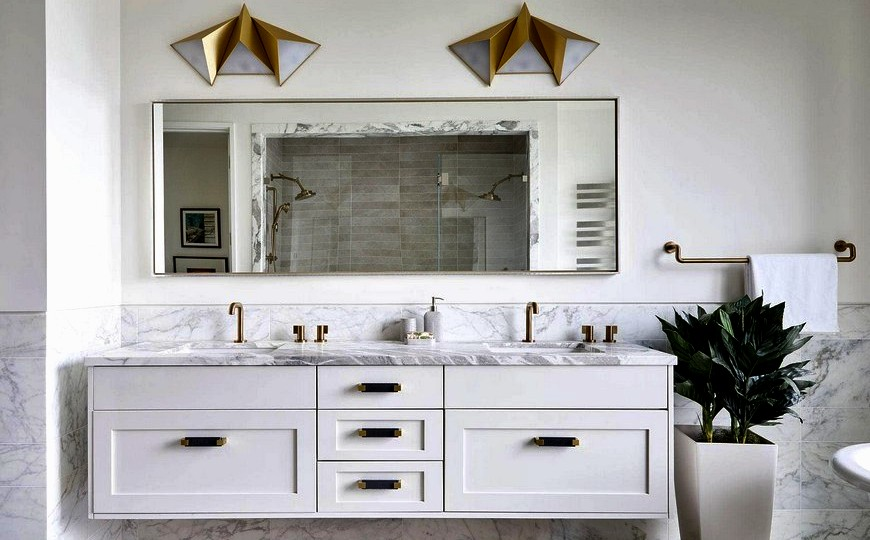 See Jeff Schlarb Design Studio's Incredible Bathroom Renovatio