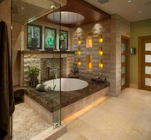 27 Most Incredible Master Bathrooms That You Gonna Love - Amazing .