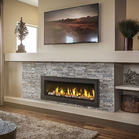Napoleon LV50N Vector 50 Direct Vent Gas Fireplace .